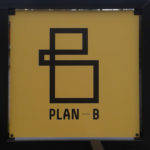Het atelier bevindt zich in Plan B