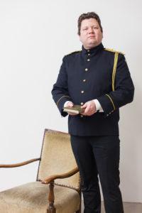 Uniform voor het KNIL